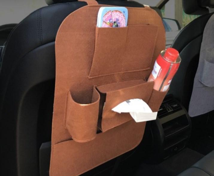 Органайзер на спинку сиденье авто