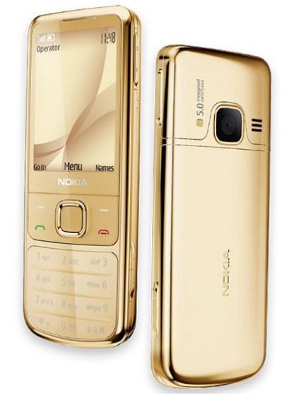 Nokia 6700 Gold