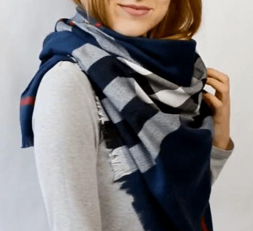Женские платки Burberry (Барбери)