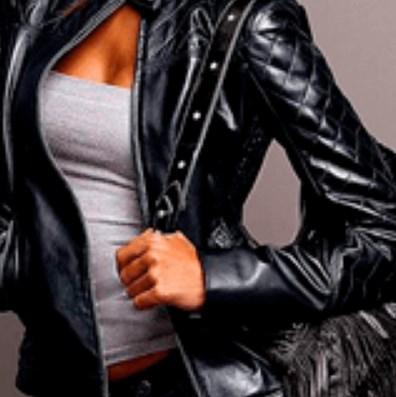 исправляем кожаные куртки