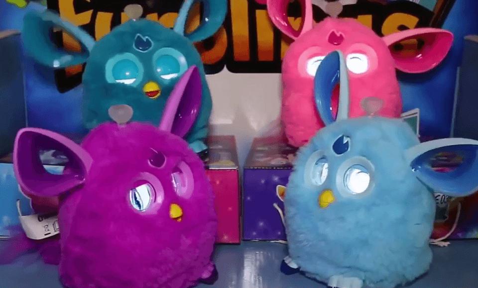 Интерактивная игрушка Furby (Ферби)