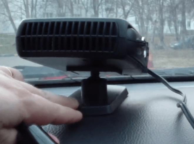 Обогреватель салона автомобиля Автофен