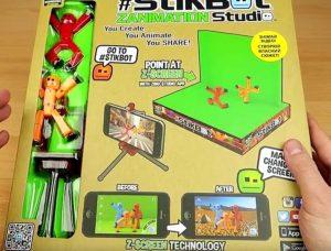 Stikbot анимационная студия