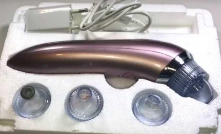 Вакуумный очиститель кожи Beauty Skin Care Specialist