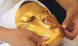 Bio Gold Mask - коллагеновая маска с био-золотом