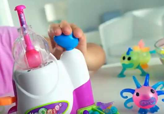 Детский конструктор из надувных шариков Oonies