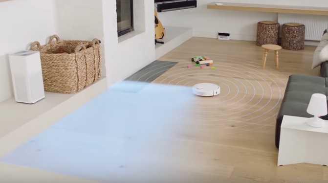 Копия xiaomi mi robot 2 vacuum