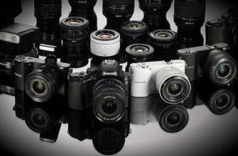 Достоинства компактных камер