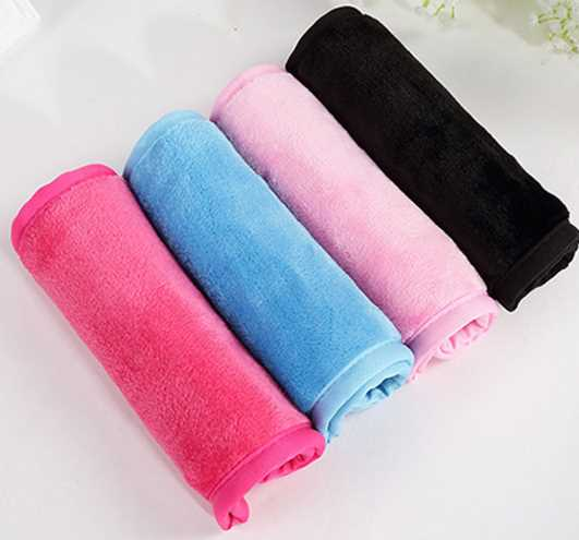 Полотенце для снятия макияжа