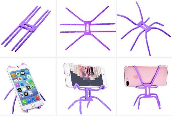 Универсальный держатель для мобильного телефона
