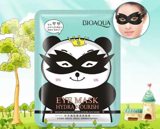 Увлажняющая маска для глаз