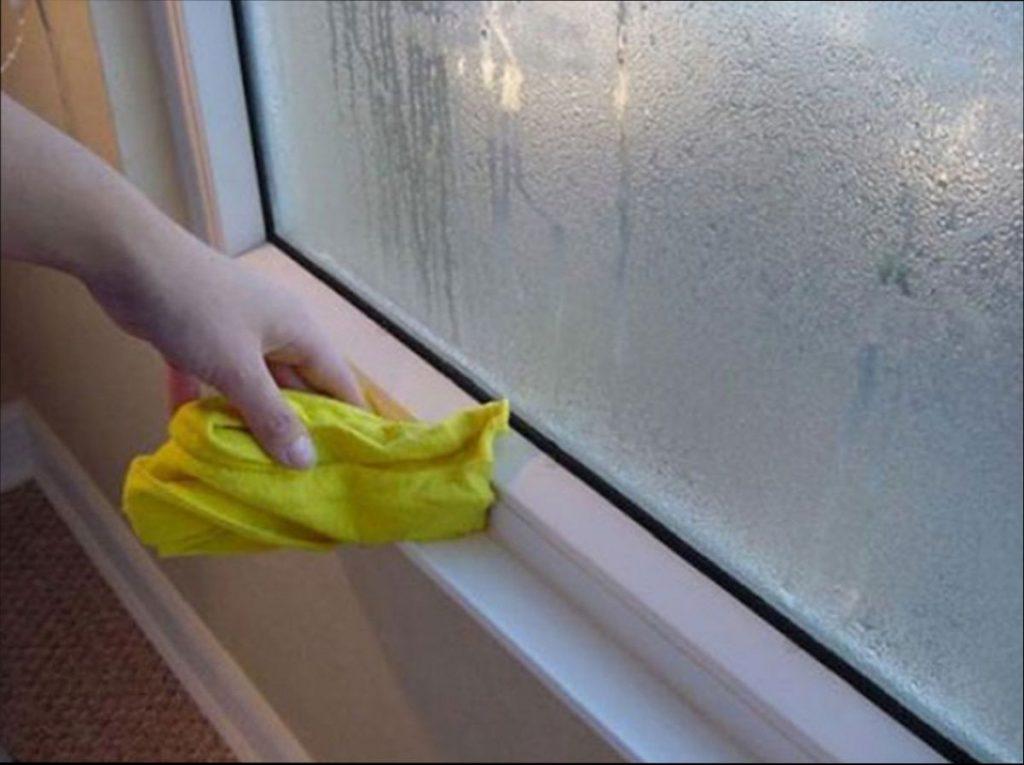 Потеют металлопластиковые окна