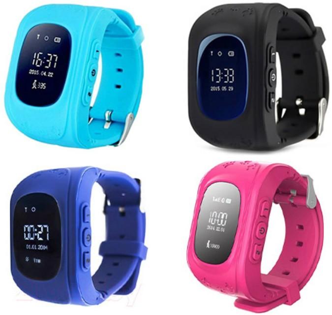 Характеристики часов Smart Baby Watch