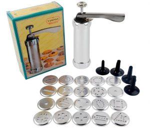 Кондитерский шприц для теста и крема