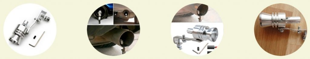 Характеристики насадки турбо выхлоп