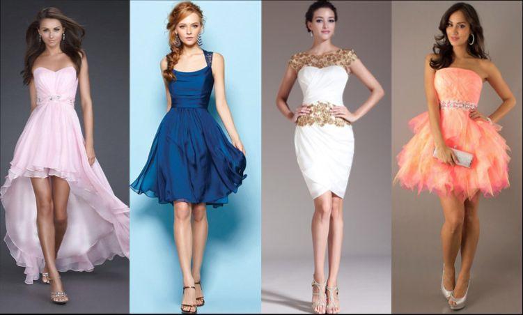 Как выбрать идеальное платье на выпускной вечер?