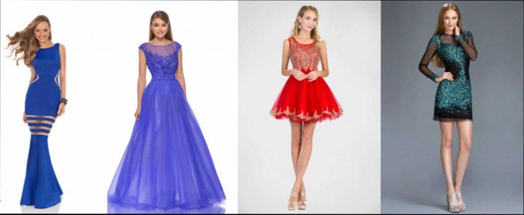 Как выбрать идеальное платье на выпускной вечер