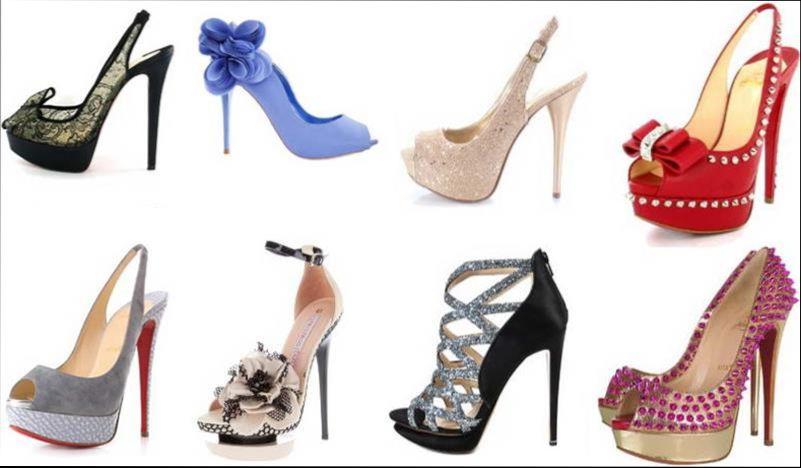 Выбираем обувь на выпускной вечер