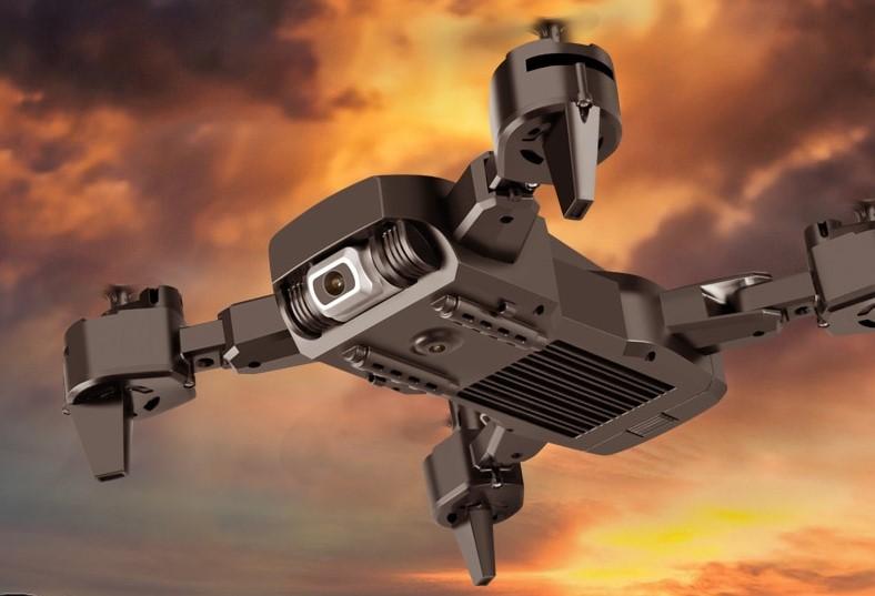 Квадрокоптер с камерой с алиэкспресс